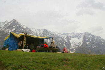 India: Trekking from McLeod Ganj to Triund and Beyond