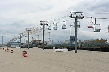 New Jersey Coast: Twilight Down the Shore
