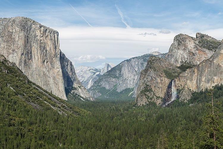 Yosemite Valley, courtesy Wikipedia
