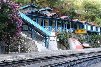 The Kalka Shimla Railway, Himachal Pradesh, India