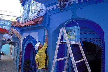 Chefchaouen, Morocco: A Magical Dreamscape