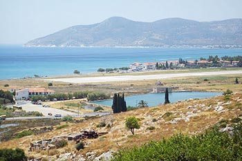 In Search of History in Samos, Greece