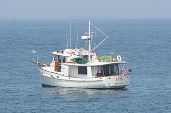 Cruising the Massachusetts Coast