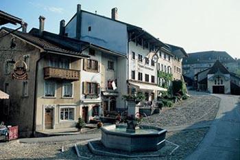 Spooky Switzerland: Gruyeres' Alien Nightmares and Mystical Savages