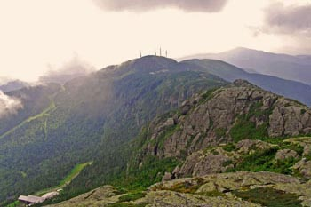 Hiking Mount Mansfield, Vermont's Highest Peak