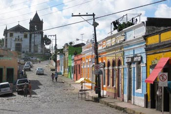 Up the Coast of Brazil: Salvador to Recife