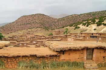 Morocco 39 s bougmez valley an unspoiled shangri la for Mud brick kit homes