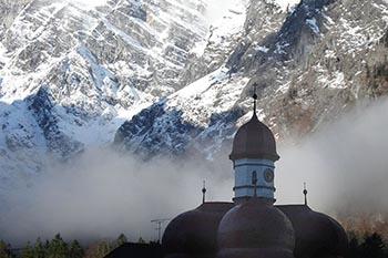 Bavarian Alps: Christmas Markets and Pagan Spirits
