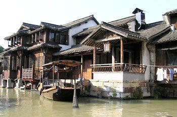 The Water Town of Wuzhen: The Venice of China