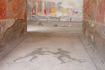 The Stone People of Pompeii: A Terrible Moment Frozen in History