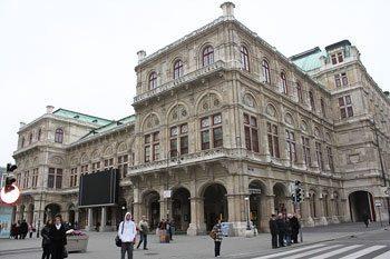 Vienna, Austria: Swan Lake, Schnitzel and Strudel