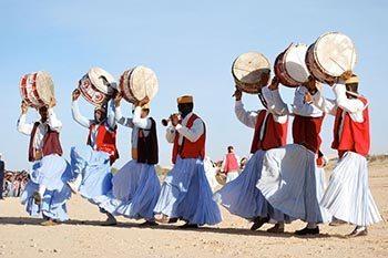 Tent-ative Pleasures in Tunisia: