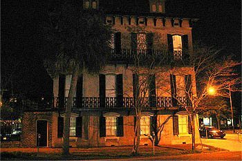 Savannah Ghost Stories