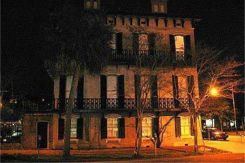 Savannah Ghost Stories