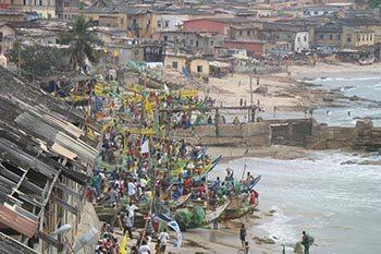 Ghana's Hopeful Hospitality: A Breath of Fresh Air