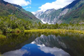 New Zealand's South Island: Splendid Adventuring