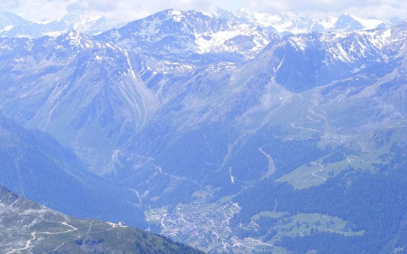 Summiting A Swiss Mountain With Your Kids