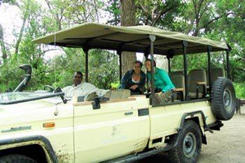 Botswana: A Safari on the Okavango Delta