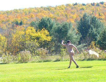 Naked in Vermont: A Clothing-Optional Resort