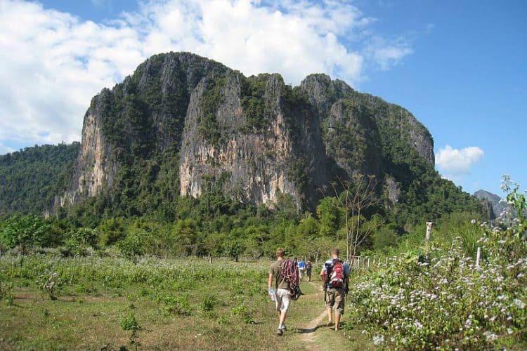 Vang Vieng Hike