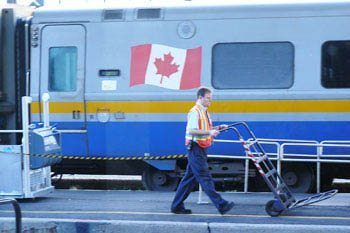 Touring Canada by Train: It's The Way to Go