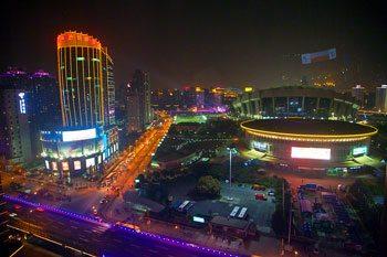 Digging to China: A Journey to Taipei, Nanjing, Shanghai