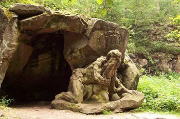 Kuks, Czech Republic: Eerie Remains of Past Glory