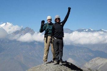 Pringles, Coke, & Trekking: A Family Trek in Nepal