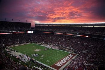 An Alabama Man-cation: Hunting, Fishing and Cheering on our Team
