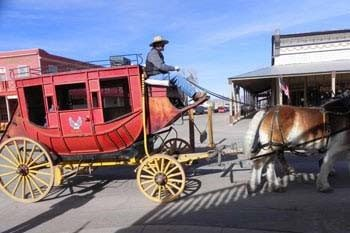 Getting that Wild West Feeling in Tombstone, Arizona
