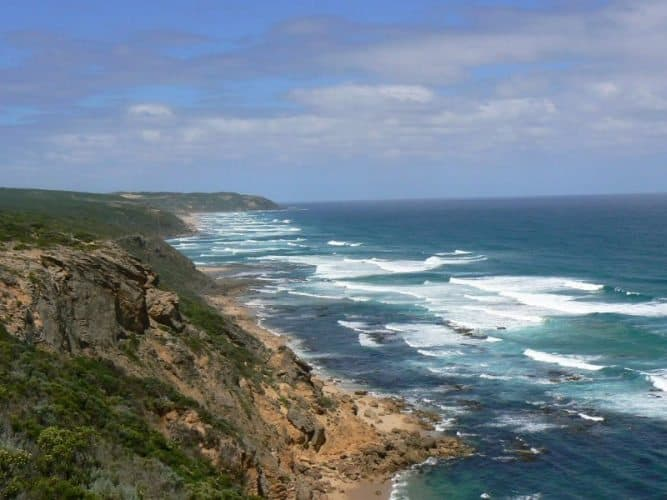 Great Ocean Road Attractions in Southern Victoria, Australia