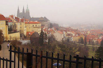 Peer into Into the Past: A Whirlwind Tour of Prague