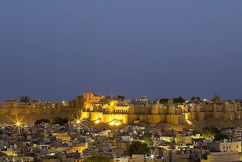 Suryagarh at Jaisalmer: A Modern Place with an Old World Charm