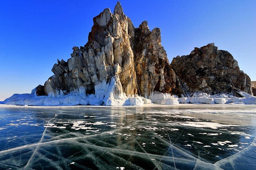 lake baikal depth