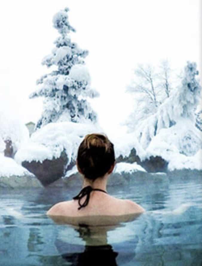 Chena Hot Springs, Fairbanks Alaska.