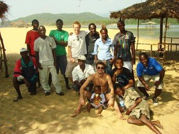 Tribewanted Makes a Visible Difference in Sierra Leone