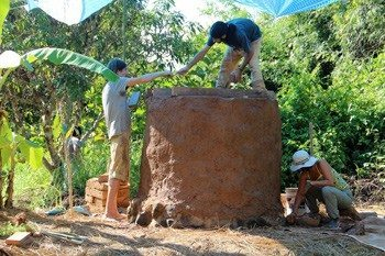 Dirty Hands: Studying Permaculture in Panya, Thailand