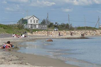 Cruisin' the Dunes on Block Island, Rhode Island
