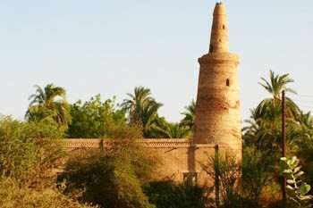 A Trip to the Unknown: Lunch with a Village Chieftain in Sudan