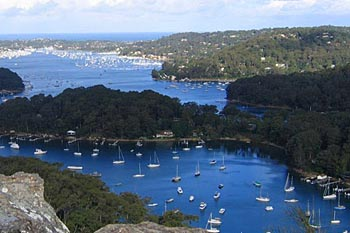 Pittwater, Australia: A Place to Kayak, Hike and Enjoy Nature