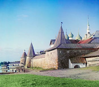 Solovetsky Islands: The Silence of the Russian North