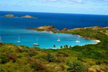 Spanish Virgin Islands: Sailing