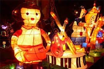 Taiwan: Lanterns Are Lit in Lukang