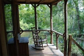 A Treehouse Stay in South Carolina