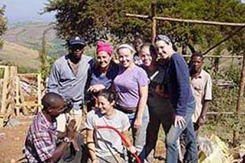 Volunteering in Tanzania with Amizade