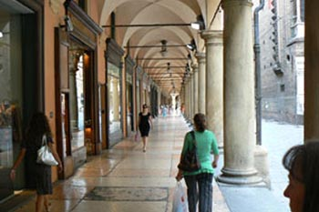 Bologna, Italy, a Center of Culture