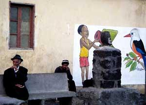 Chã wall art