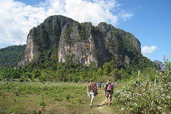 Northwest Laos: Cruising the Mekong