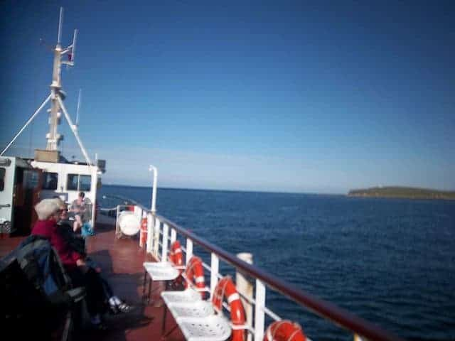 Orkney Islands Ferry