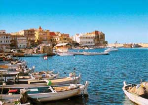 A trip to Tyre is a must-see part of any visit to Lebanon.